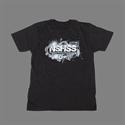 Picture of Unisex Paint Splatter T-Shirt