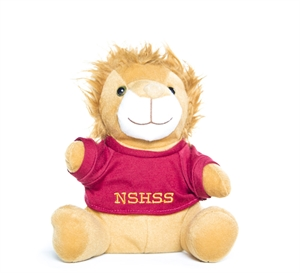 Picture of Leo Plush Lion